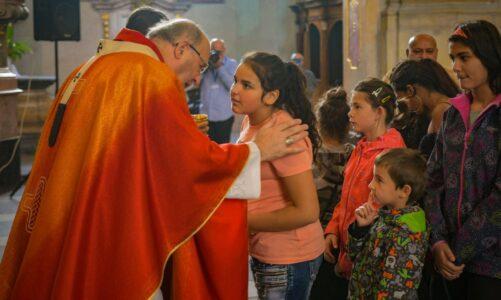 22. ročník Romské pouti s prosbami i poděkováním v Olomouci