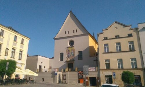 """Poustevnu přímo v centru Olomouce nabízejí bratři kapucíni. Nazvali ji """"Komůrka"""""""