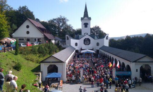 25. pouť národů na Maria Hilf u Zlatých Hor kvůli obavám z Covidu-19 zrušena