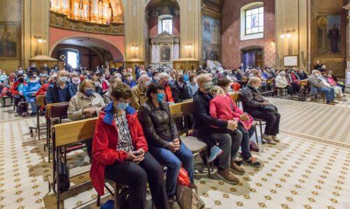 Svatý Hostýn: lidé mohou na všechny bohoslužby do baziliky i ke zpovědi