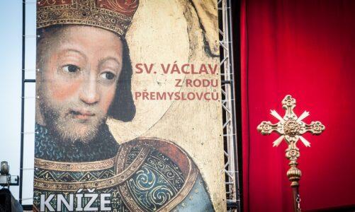 Národní svatováclavská pouť 2020 ve Staré Boleslavi