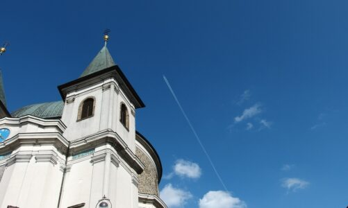 Duchovní na Hostýně onemocněli koronavirem. Bohoslužby celebrují jezuité z Říma a Brna