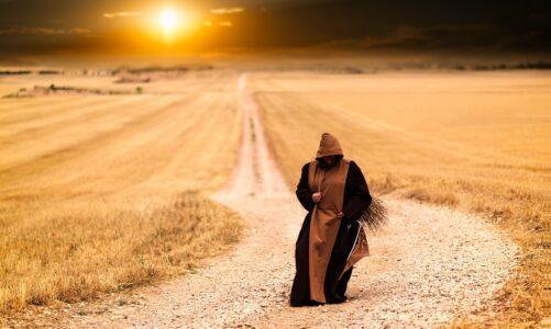 Chodil od města k městu, od vesnice k vesnici a kázal