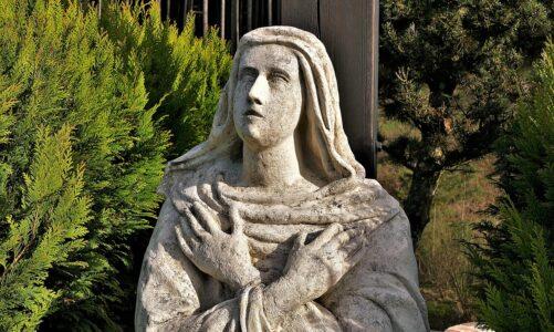 """""""Ženo, to je tvůj syn."""" Potom řekl učedníkovi: """"To je tvá matka"""