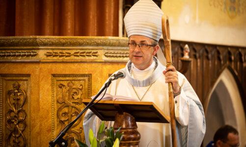Apoštolský administrátor diecéze biskup Martin David má pozitivní test na Covid-19. Je v domácí izolaci