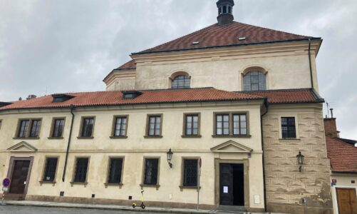 """Pražské Jezulátko a Fortna na Hradčanech jsou """"spiritual points"""" pro tuto nelehkou dobu"""