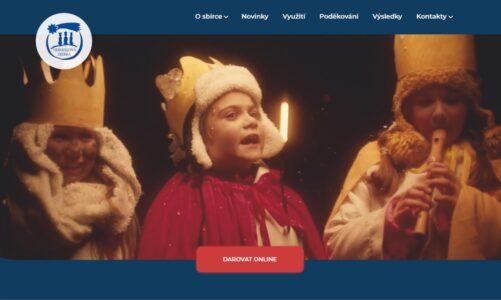 Charita otevřela online kasičku. Lednovou Tříkrálovou sbírku pohlídá PES