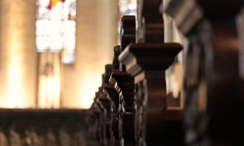Od 27. prosince 2020 do 10. ledna 2021 lze obsadit jen 10 % kostelních lavic