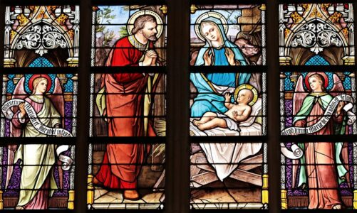 Porodí syna a dáš mu jméno Ježíš