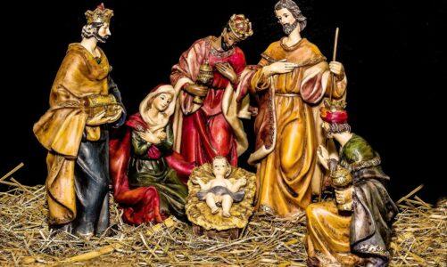 Otevřeli své pokladnice a obětovali mu dary: zlato, kadidlo a myrhu