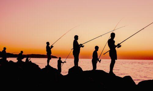 """""""Pojďte za mnou, a udělám z vás rybáře lidí!"""""""