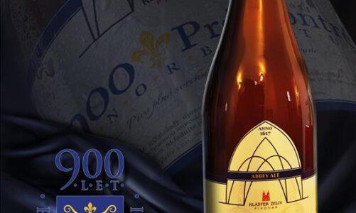 Klášterní pivovar Želiv uvařil Jubilejní dvanáctku. Speciál k 900. výročí založení premonstrátů