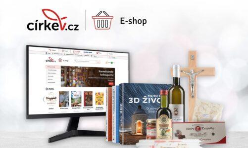 Karmelitánské nakladatelství spustilo nový e-shop s knihami, vínem i klášterními produkty