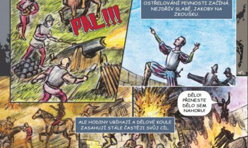 Jezuité prožívají Ignaciánský rok 2021-2022. S příběhem zakladatele seznamuje děti nový komiks