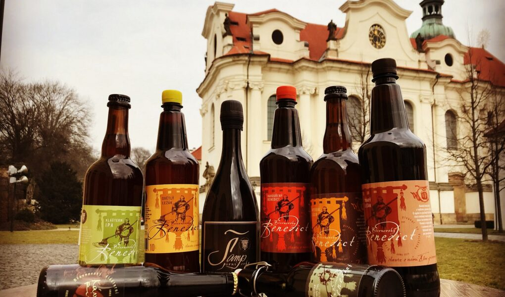 Břevnovský klášterní pivovar sv. Vojtěcha letos slaví 10 let a stáčí jednu novinku za druhou