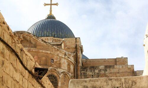 Svatá země bez poutníků. Křesťanské komunity bez příjmů. Pomoci má velkopáteční sbírka