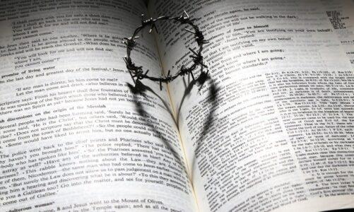 Právě Písma svědčí o mně