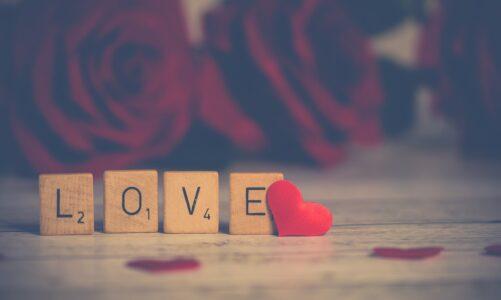 To vám přikazuji: Milujte se navzájem!