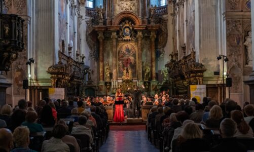 Na festivalu Za poklady Broumovska vystoupí izraelský pianista Boris Giltburg