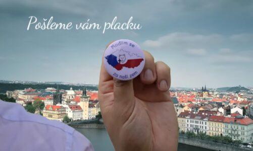 Vlčí doupě a 40denní modlitební síť za politiky a Česko před parlamentními volbami