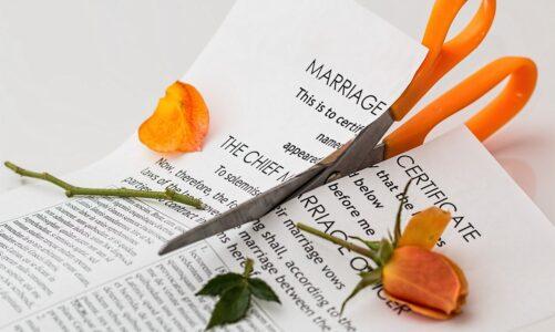 Může se člověk se ženou rozvést z jakéhokoli důvodu?
