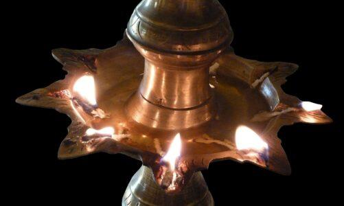 Dejte nám trochu oleje, lampy nám dohasínají