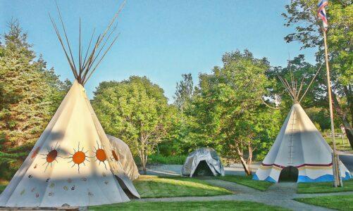 Modlitby vedoucích na táboře