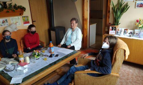 Příběhy našich sousedů zazní v sále Dřevník broumovského kláštera