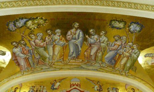Zavolal k sobě své učedníky a vyvolil z nich dvanáct