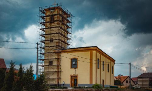 Benefiční putování jižní Moravou po Svatojakubské cestě podpoří kostel v Moravské Nové Vsi
