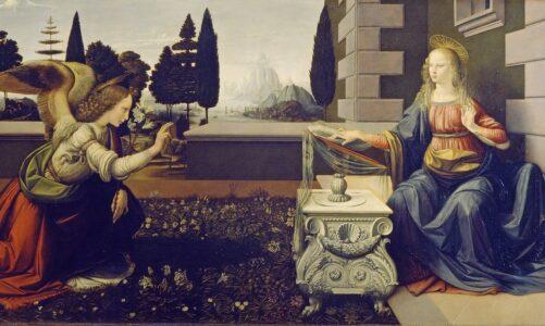"""Anděl jí řekl: """"Neboj se, Maria"""""""